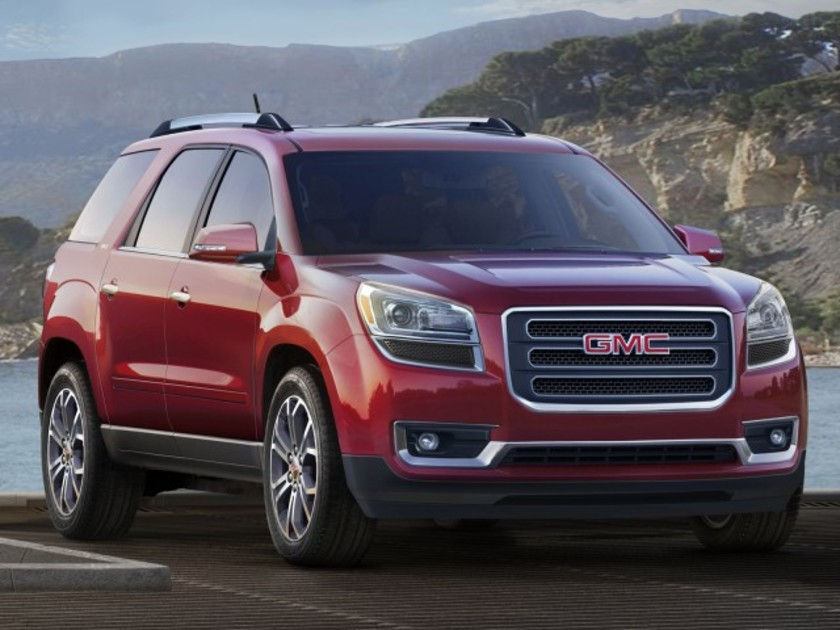 Grosses facelift fuer gmc acadia 001