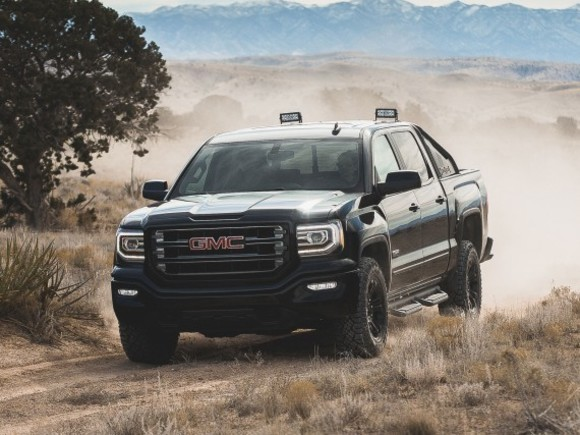 Neu: GMC Sierra All Terrain X