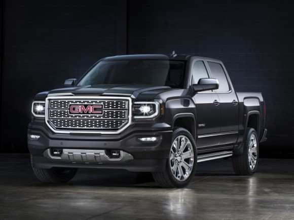 Neu: GMC Sierra Denali Ultimate