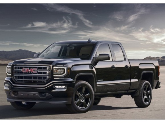 Neu: GMC Sierra Elevation Edition 2016