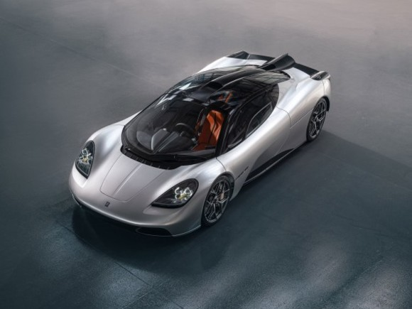 Der neue Gordon Murray T.50