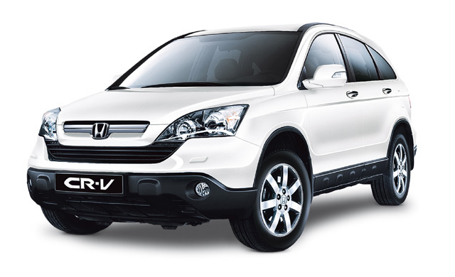 Honda cr v edition