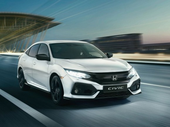 Sondermodell: Honda Civic Dynamic
