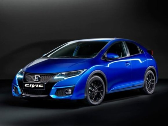 Facelift für den Honda Civic