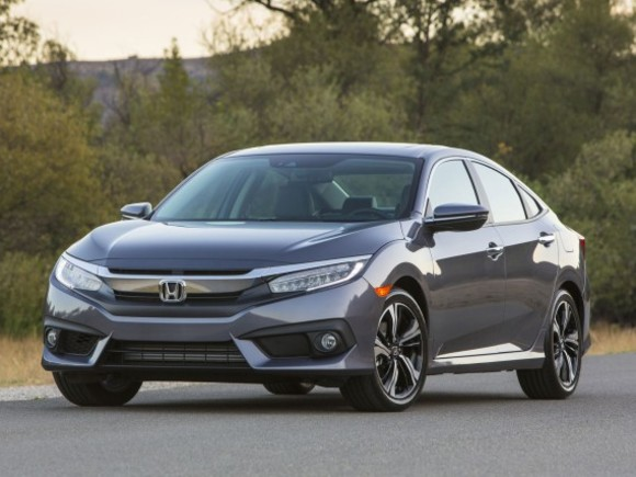 Der neue Honda Civic Sedan