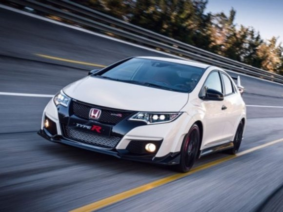 Honda verlost Speed Date mit dem Civic Type R