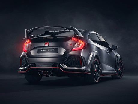 Honda zeigt civic type r prototype paris 002