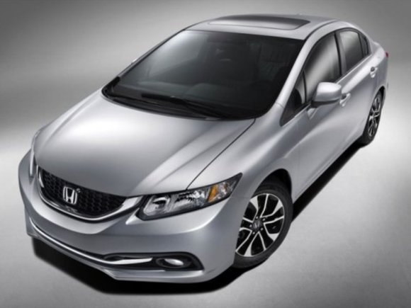 US-Version des Civic bekommt Facelift