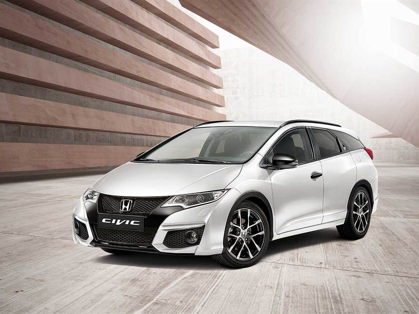 Honda Civic Tourer Sport Edition