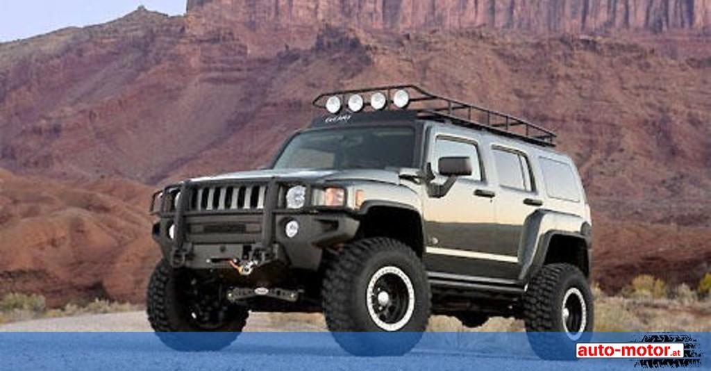 General motors l sst hummer sterben auto for General motors news today