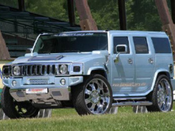 Hummer H2 Tuning by GeigerCars