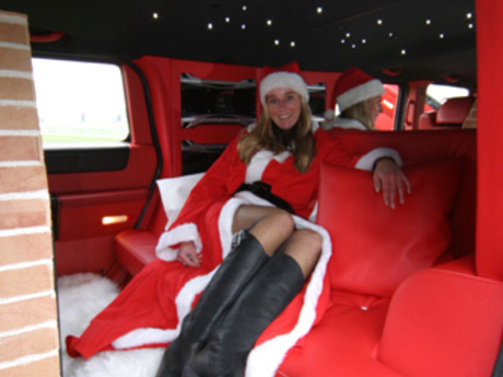 Weihnachts hummer couch