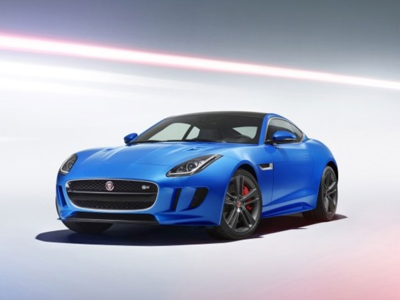 Neu: Jaguar F-Type British Design Edition