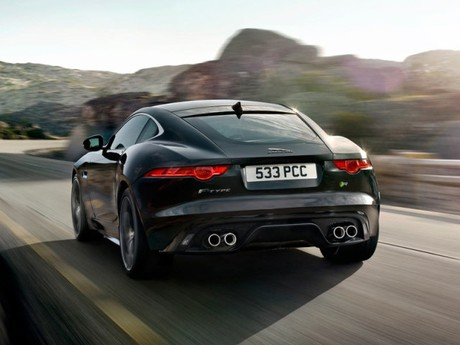 Neu jaguar f type coupe 007