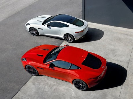 Neu jaguar f type coupe 009