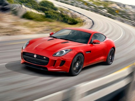 Neu jaguar f type coupe 010