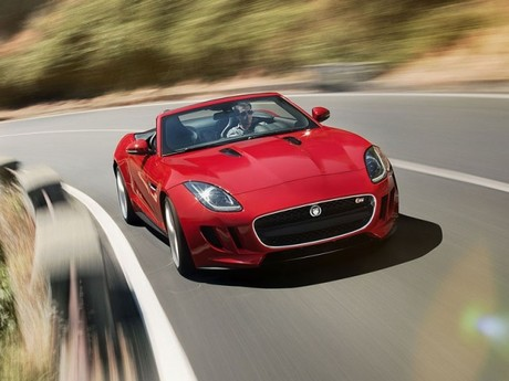 Weltpremiere jaguar f type 001
