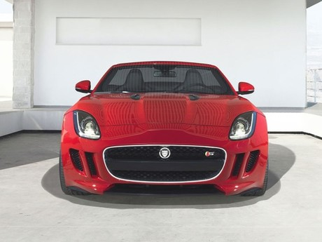 Weltpremiere jaguar f type 006