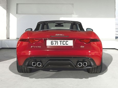 Weltpremiere jaguar f type 007