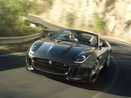 Weltpremiere jaguar f type 012