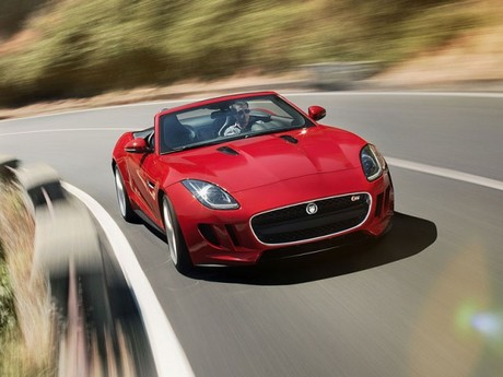 Weltpremiere jaguar f type 013