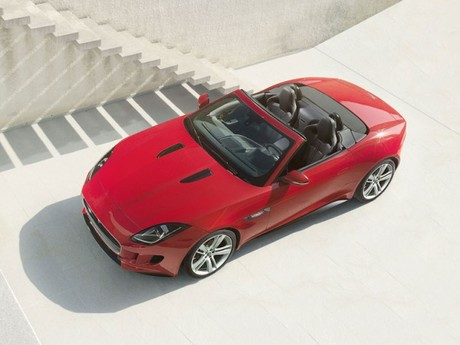 Weltpremiere jaguar f type 016