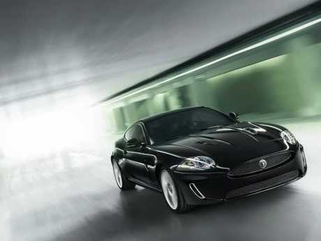 Jag 09 xkr 10my