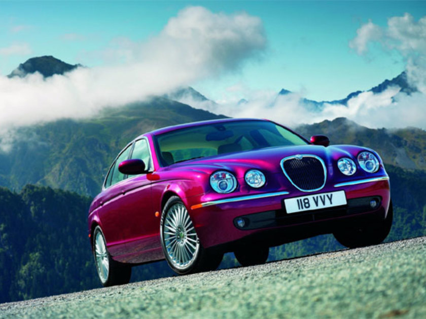 Jaguar s type austria edition