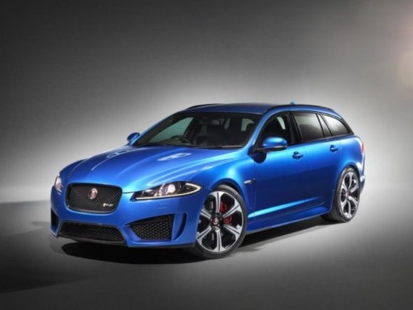 Premiere in Genf: Jaguar XFR-S Sportbreak