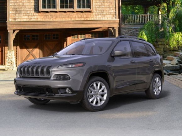 Jeep Cherokee mit Tech Connect Package