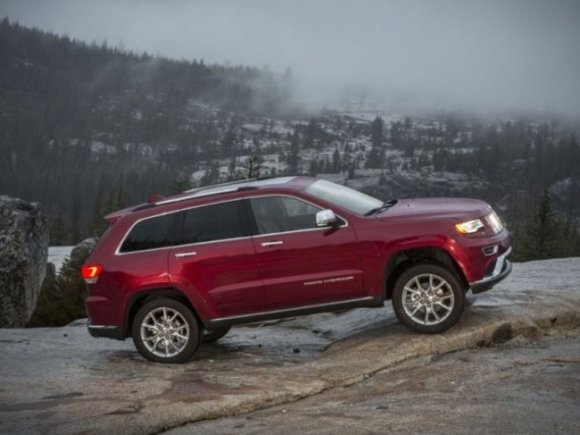 Facelift für den Jeep Grand Cherokee