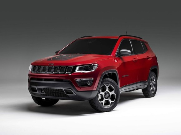 Jeep Renegade und Compass Plug-in-Hybrid
