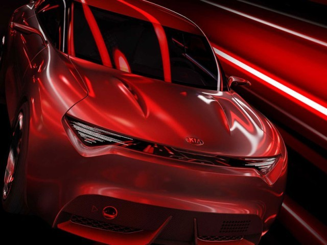 Kia zeigt crossover coupe studie genf 002