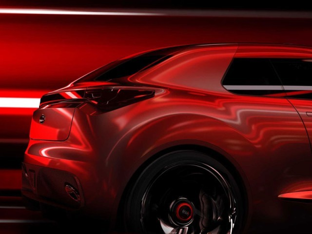 Kia zeigt crossover coupe studie genf 003