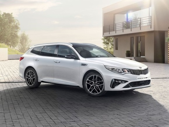 Facelift für den Kia Optima