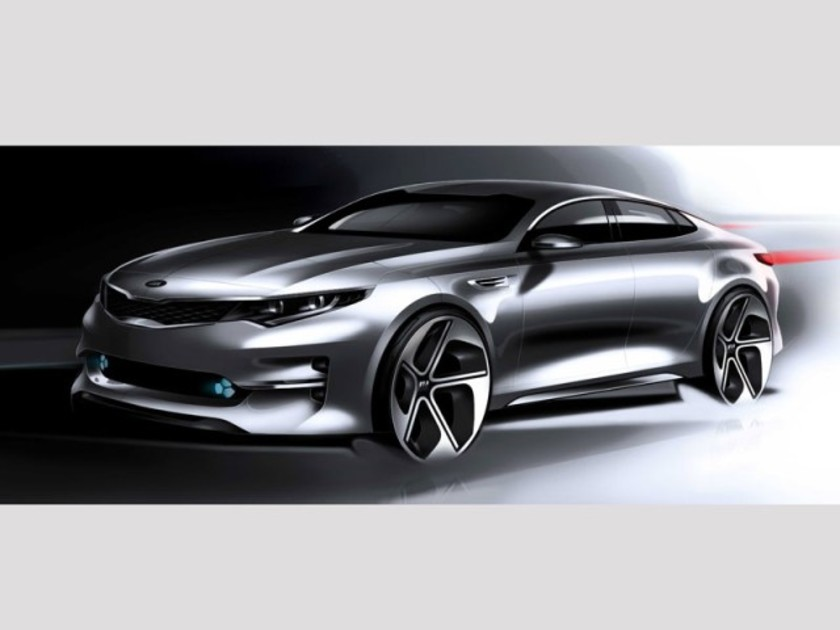 Premiere fuer neuen kia optima new york 001