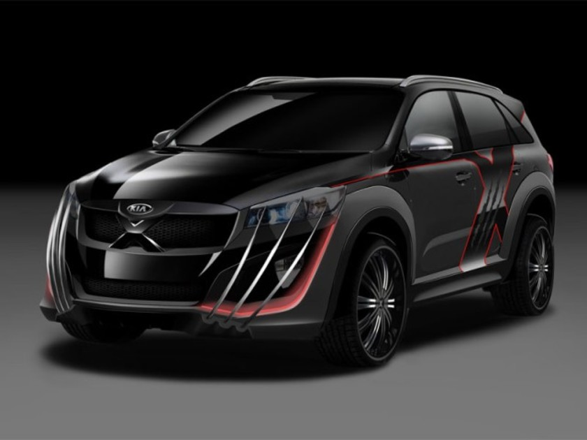 Kia x car fuer x men 001