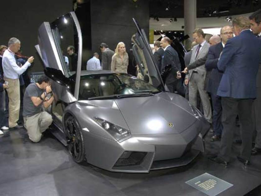 Lamborghini revention vo