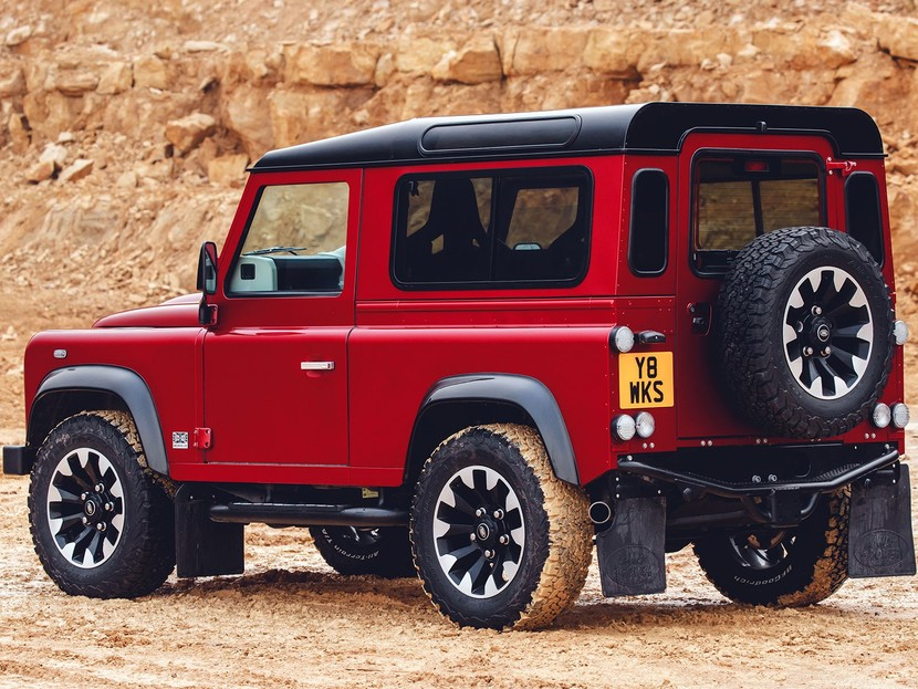 Land rover bringt sonderedition des defender 002