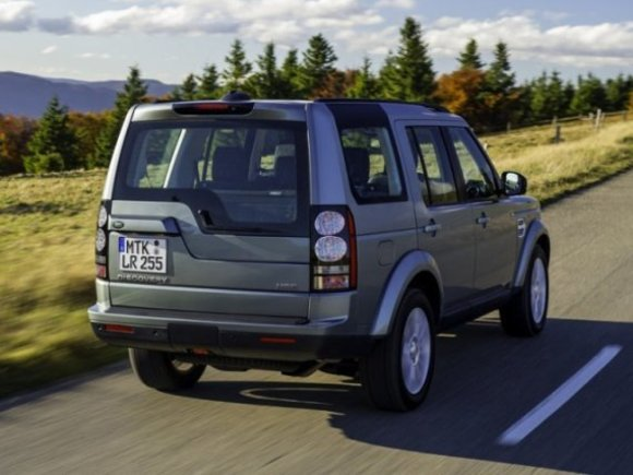 Land Rover Discovery 4 Modelljahr 2014 - Fahrbericht