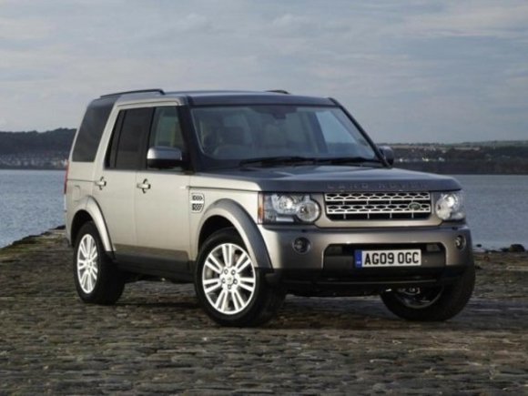 Land Rover Discovery 4 und Range Rover Sport MY 2012