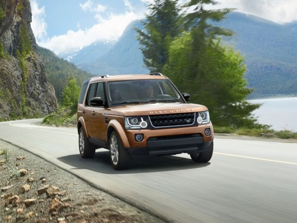 Land Rover Discovery Sondermodelle