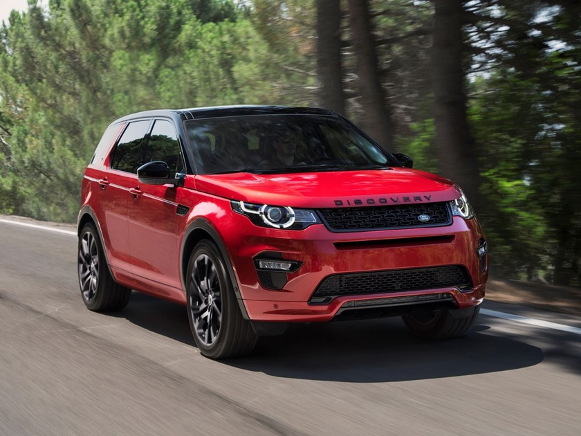 modell 2016: land rover discovery sport ::: auto-motor.at :::