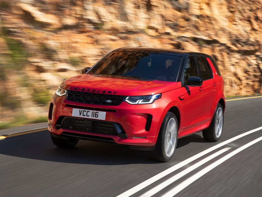 Facelift fuer land rover discovery sport 001