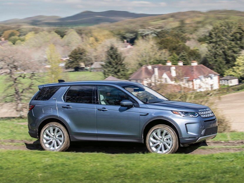 Facelift fuer land rover discovery sport 004