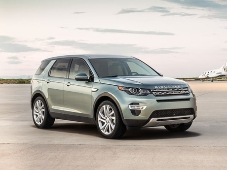 Premiere fuer land rover discovery sport 001