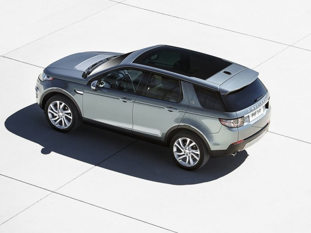 Premiere fuer land rover discovery sport 006
