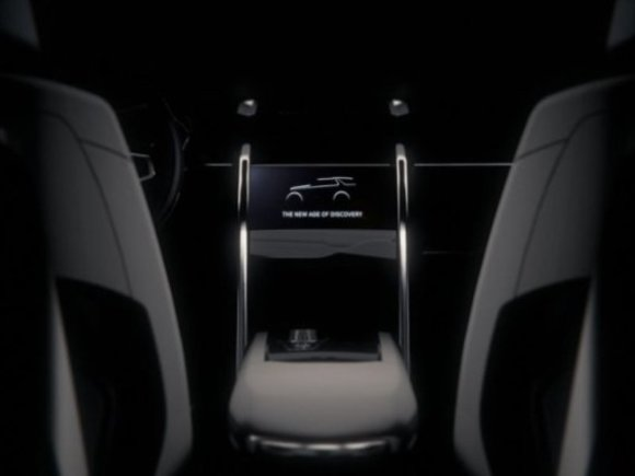 Land Rover zeigt 'Discovery Vision Concept' in New York