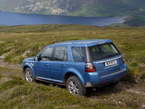 Land Rover Freelander 2 MY 2013 ab sofort bestellbar