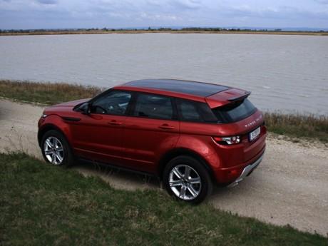 Range Rover Evoque 2wd Fahrbericht Auto Motor At